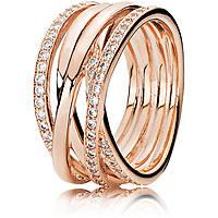 anello donna gioielli Pandora 180919CZ-56