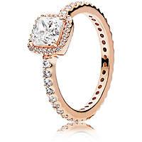 anello donna gioielli Pandora 180947CZ-56