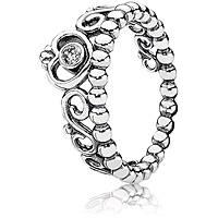 anello quadrifoglio pandora