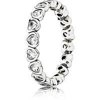 anello donna gioielli Pandora 190897CZ-52