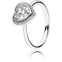 anello donna gioielli Pandora 190929CZ-54