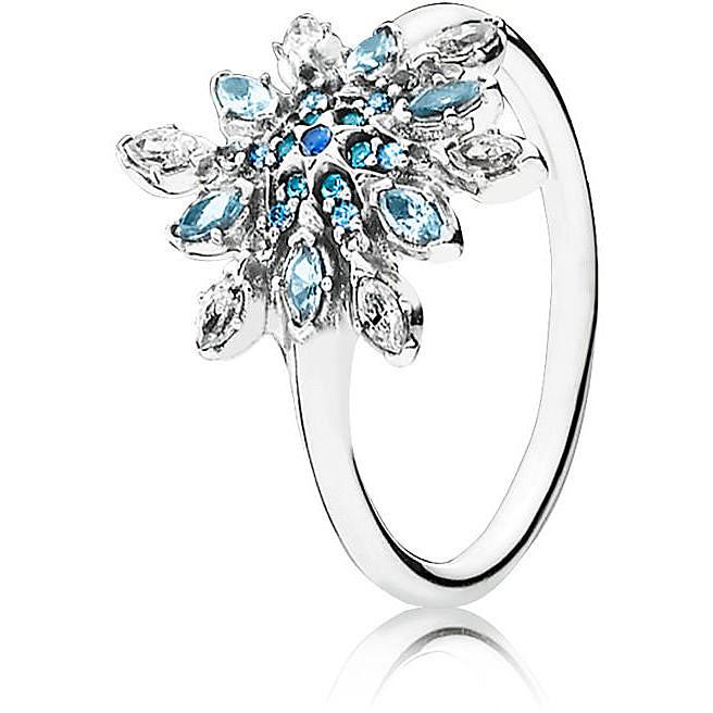 pandora anello neve