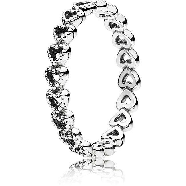 infinito pandora anello