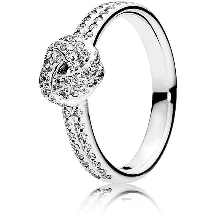 anello nodo d'amore pandora
