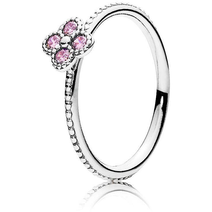 anello pandora fiori prezzo