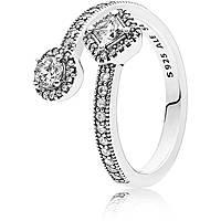anello donna gioielli Pandora 191031CZ-56