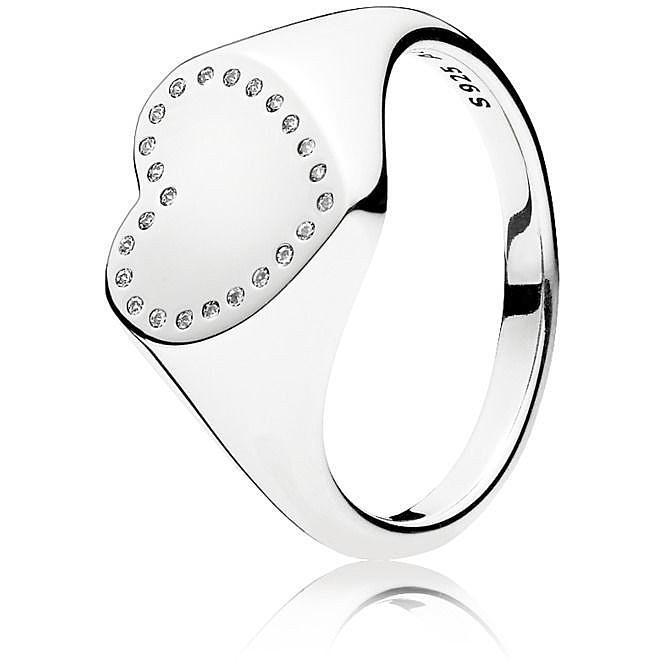 selezione migliore 431f9 65fa7 anello donna gioielli Pandora 191042CZ-52