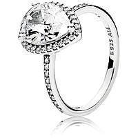 anello donna gioielli Pandora 196251CZ-48