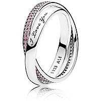 anello donna gioielli Pandora 196546PCZ-54