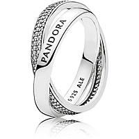 anello donna gioielli Pandora 196547CZ-58