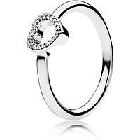 anello donna gioielli Pandora 196549CZ-54