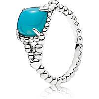 anello donna gioielli Pandora 197188NSC-50