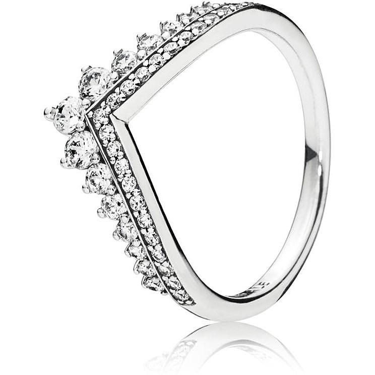 anello pandora donna quadrifoglio