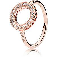 anello donna gioielli Pandora Cuori 181039CZ-48