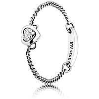 anello donna gioielli Pandora Festa D'Estate 197191CZ-60