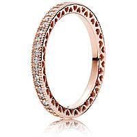 anello donna gioielli Pandora Forever 180963CZ-54