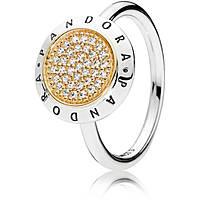 anello donna gioielli Pandora Forever 196231CZ-50