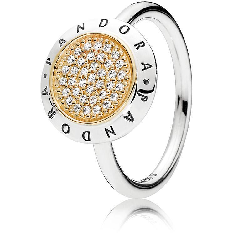 anello in argento forever pandora