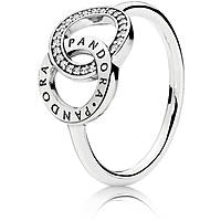 anello donna gioielli Pandora Forever 196326CZ-54