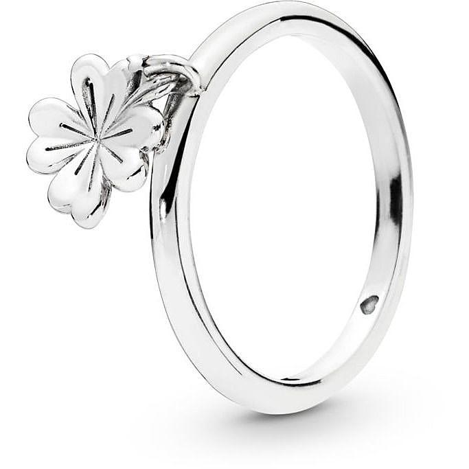 charm pandora cofanetto con anello