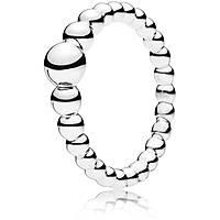 anello pandora corona di alloro