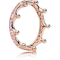 anello donna gioielli Pandora Natura Incantata 187087NPO-54