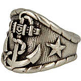 anello donna gioielli Pietro Ferrante Pesky AA2839/M