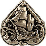 anello donna gioielli Pietro Ferrante Pesky AA3692/M