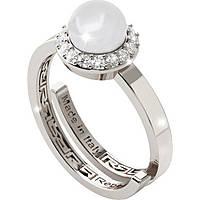 anello donna gioielli Rebecca Boulevard Pearl BBPABB01