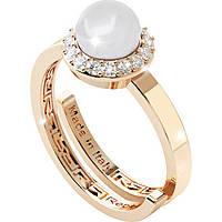 anello donna gioielli Rebecca Boulevard Pearl BBPAOO01