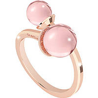 anello donna gioielli Rebecca Boulevard Stone BBYARQ05