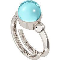 anello donna gioielli Rebecca Boulevard Stone BHBABT12