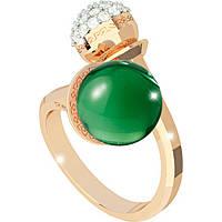anello donna gioielli Rebecca Boulevard Stone BHBAOS04