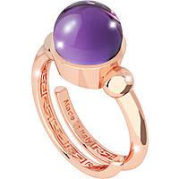 anello donna gioielli Rebecca Boulevard Stone BHBARA12