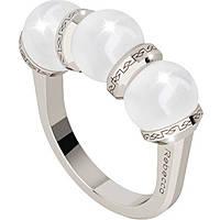 anello donna gioielli Rebecca Hollywood Pearl BHOABB64-14
