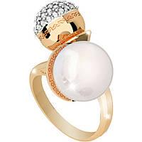 anello donna gioielli Rebecca Hollywood Pearl BHOAOO03