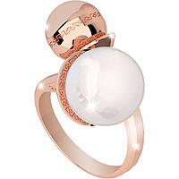 anello donna gioielli Rebecca Hollywood Pearl BHOARR02