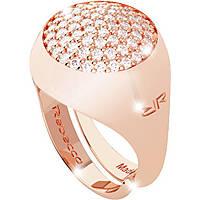 anello donna gioielli Rebecca Hollywood Pearl BHOARR14