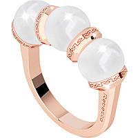 anello donna gioielli Rebecca Hollywood Pearl BHOARR64-12