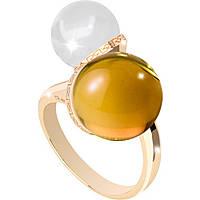 anello donna gioielli Rebecca Hollywood Stone BHSAOC06