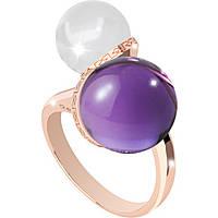 anello donna gioielli Rebecca Hollywood Stone BHSARA06