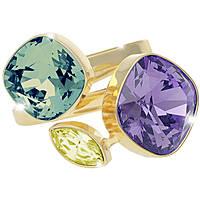 anello donna gioielli Rebecca Lumière BLMAOV14