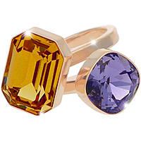 anello donna gioielli Rebecca Lumière BLMARC11