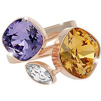 anello donna gioielli Rebecca Lumière BLMARC14