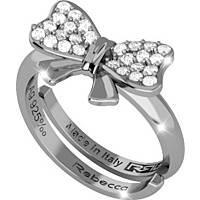 anello donna gioielli Rebecca Myfriends SPGAAV35