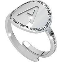 anello donna gioielli Rebecca Myworldsilver SWRAAA01