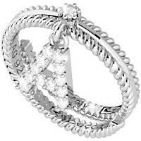 anello donna gioielli Rebecca Myworldsilver SWSAAA51