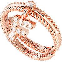 anello donna gioielli Rebecca Myworldsilver SWSARF56