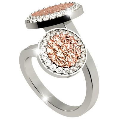 anello donna gioielli Rebecca Zero BRZABR53