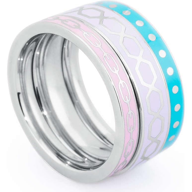 anello donna gioielli Sagapò Agadir SAG32B